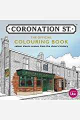 Coronation Street: The Official Colouring Book Paperback
