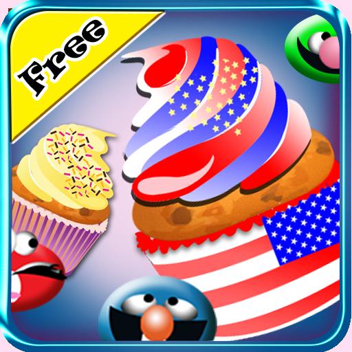 Muffin Maker - Kochen Spiele für Mädchen