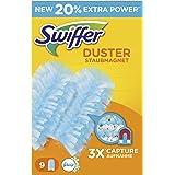 Swiffer Duster Recharges, 9 Recharges Plumeau, Parfum Febreze, Plumeau Attrape-Poussière [Ancienne Version]