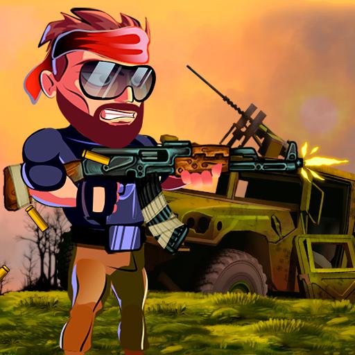 Metal Strike: Shooting Soldiers 2D