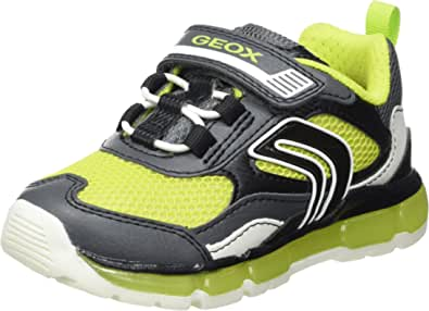 Geox Boy's J Android B Sneaker Child