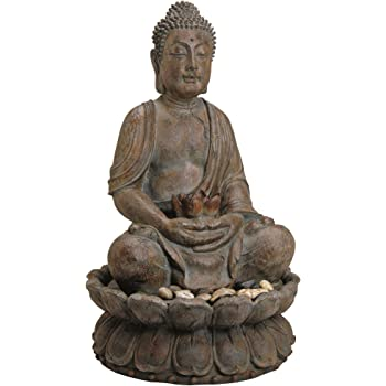 buddha statue sehr gross figur buddha statue. Black Bedroom Furniture Sets. Home Design Ideas