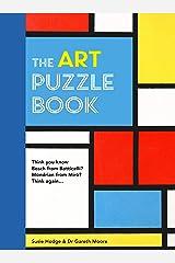 The Art Puzzle Book (Puzzle Books) Flexibound
