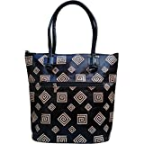 BAGGENIX LEATHER Hand Bag For Women | SHANTINIKETAN | Handcrafted Pure Leather Bag