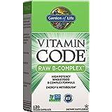 Garden of Life, Vitamin Code, Raw B-Complex, 120 Vegan Caps