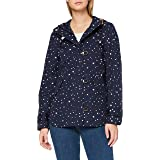 Joules Coast Print, Chaqueta Impermeable para Mujer