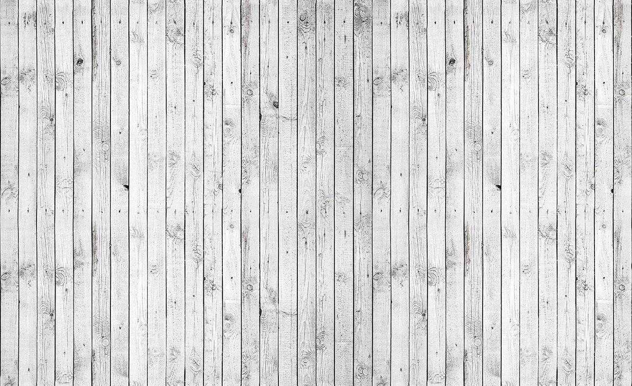 white wooden wallpaper