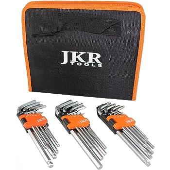 Eklind Rek13609 Metric Set 9 Ball End Keys