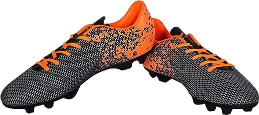 Nivia Premier Carbonite Football Studs (Orange)