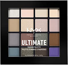 Nyx Professional Makeup Ultimate Shadow Palette, 13.3g
