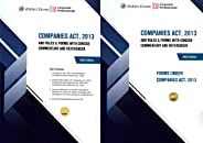 Companies Act 2013 And Rules & Forms With Concise Commentary And Referencer (Set of 2 Books): Vol. 2