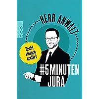 #5MinutenJura: Recht einfach erklärt