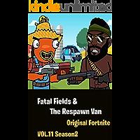 Fatal Fields & The Respawn Van | The Squad Season2: Funny Story Comics vol11 (English Edition)