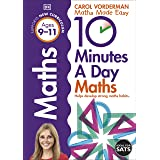 10 Minutes A Day Maths, Ages 9-11 (Key Stage 2): Supports the National Curriculum, Helps Develop Strong Maths Skills