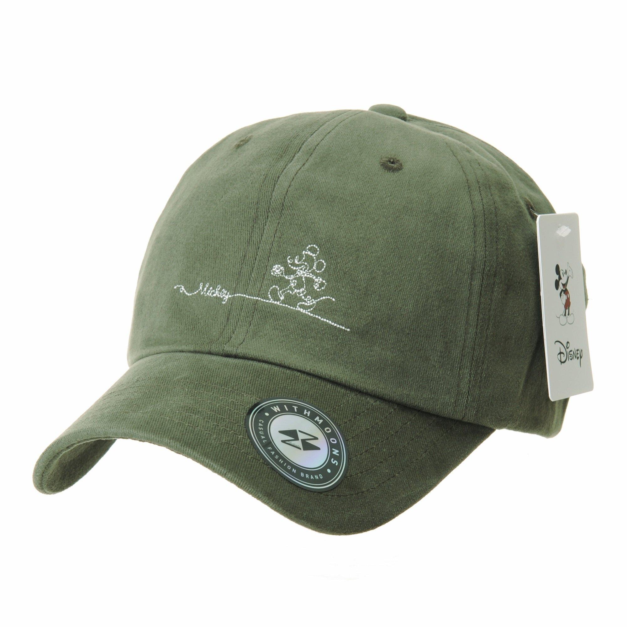 WITHMOONS Gorras de béisbol Gorra de Trucker Sombrero de Disney Mickey Mouse  ... 283a93a727e