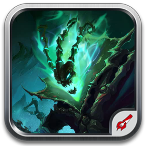 Thresh League Of Legends Live Wallpaper Amazoncouk Appstore For Android