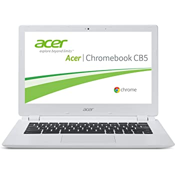 Acer Chromebook CB5-311-T0B2 - Ordenador portátil (Chromebook, Color blanco,