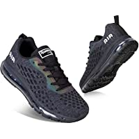 Men Women Running Shoes Air Cushion Sports Trainers Breathable Lightweight Sneakers for Walking Gym Jogging Fitness…