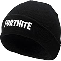 Fortnite Cappello Bambino Cappelli Ragazzo Invernali Logo Battle Royale