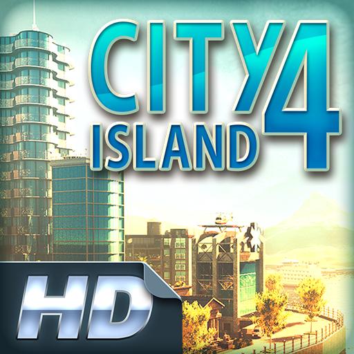 Inselstadt 4: Städtebau Simulation Bau Spiel (HD)