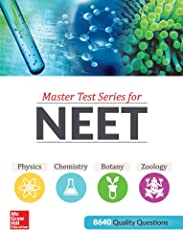 Master Test Series for NEET