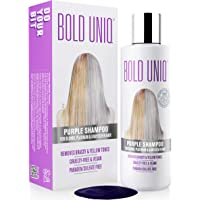 Shampoo Antigiallo Per Capelli Biond - Tonalizzante Capelli - Silver Shampoo Per Toni Violacei - Rivitalizza i Capelli…