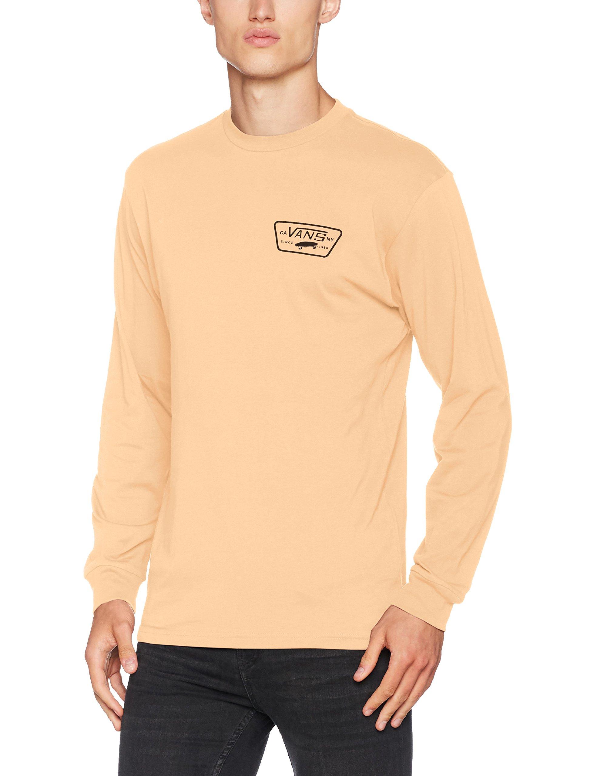 Vans Full Patch Back LS Camiseta para Hombre
