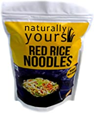 Naturally Yours Red Rice Noodles, 180g