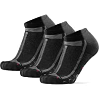 Low-Cut Running Socks for Long Distances, for Men & Women, Anti-Blister, Padded, Arch Support, Trainer & Athletic, Sweat…