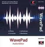 WavePad Audio-Editor kostenlos – Musikbearbeitungsprogramm für jedermann [Download]