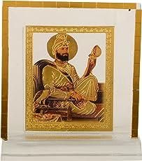 Autosure A00098 Universal Religious Statue of Guru Govind Ji