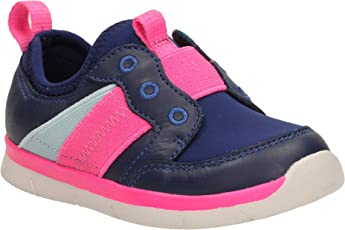 Clarks Girl's Ath Splash Boat Shoes
