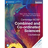 Cambridge IGCSE® Combined and Co-ordinated Sciences Coursebook with CD-ROM