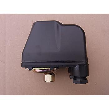 Druckschalter 230V für Hauswasserwerk Druckwächter 1-5bar 10A ...
