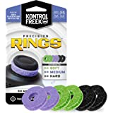 KontrolFreek Precision Rings | Aim Assist Motion Control for PlayStation 4 (PS4), Xbox One, Switch Pro & Scuf Controller | Re
