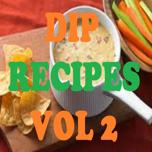 Dip Recipes Cookbook Vol 2 - Fondue Dip-sauce