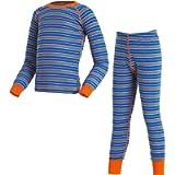 Regatta Kids Base Layer Set - Top & Bottoms - Thermal - Unisex - Quick Dry