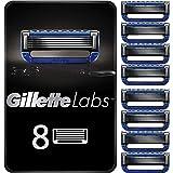 Gillette Labs Heated Shaving Blades CRT 8