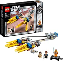 LEGOStarWars 75258 - Anakin's Podracer, 20Jahre LEGOStarWars, Bauset