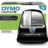 DYMO LabelWriter 450 Étiqueteuse haute performance   Imprimante thermique professionnelle d'étiquettes   Imprime jusqu'à 51 é
