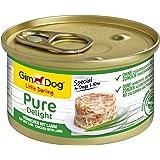 جيمبورن جيم دوغ طعام مميز للكلاب غني بالبروتينات مع لحم الضان والدجاج في الجيلي ، 85 غم