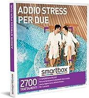SMARTBOX - Cofanetto regalo coppia- idee regalo originale - Esperienza di relax per dire addio allo stress