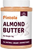 Pintola All Natural Almond Butter (Creamy) (1kg)