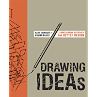 Drawing Ideas: A Hand-Drawn Approach for Better Design (English Edition)