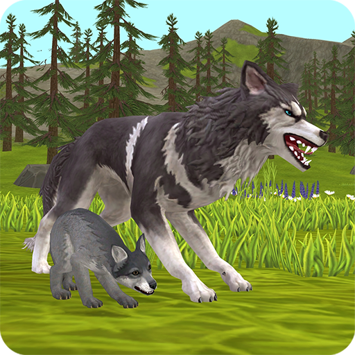 WildCraft: Animal Sim Online 3D (Android Spiele-apps)