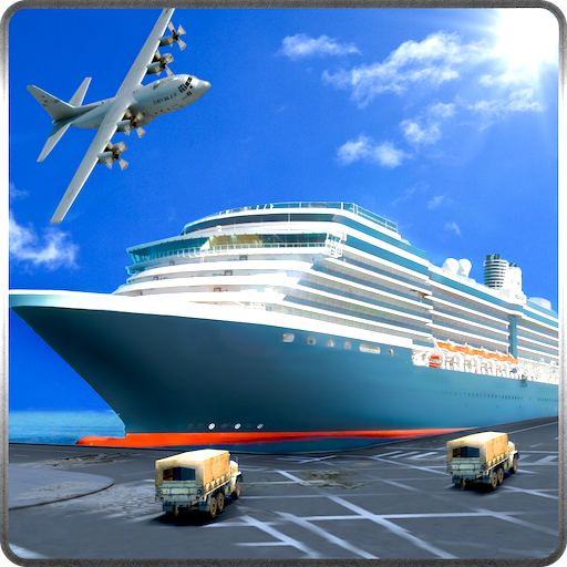 Transport Tycoon Frachtschiff Simulator 3D: Real Euro