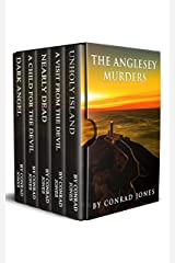 The Anglesey Murders Box Set: Books 1-5 Kindle Edition
