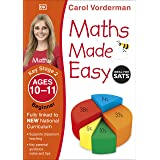 Maths Made Easy: Beginner, Ages 10-11 (Key Stage 2): Supports the National Curriculum, Maths Exercise Book