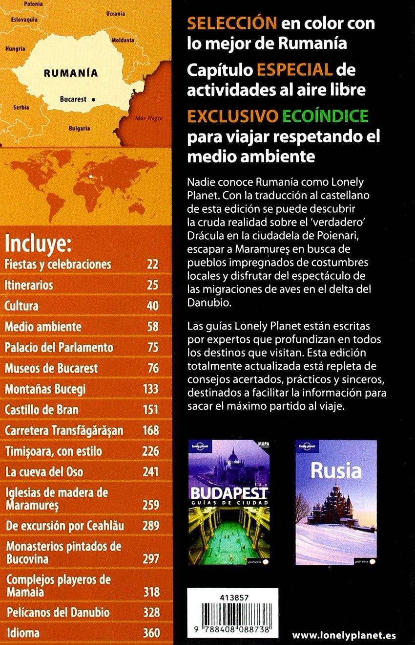 Rumanía 1 (Guías de País Lonely Planet) 1