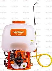 Neptune Knapsack Power Garden Sprayer NF-800 (Capacity: 25 LTR) with 2 Stroke Engine